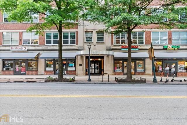 800 Peachtree St #1524, Atlanta, GA 30308 (MLS #8973992) :: Buffington Real Estate Group