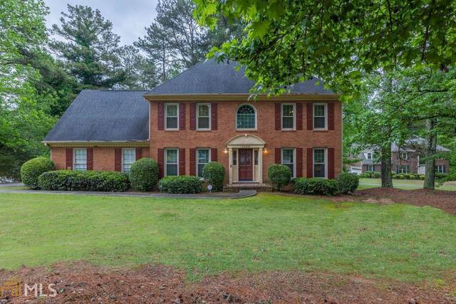 1060 Carriage Place, Lithonia, GA 30058 (MLS #8974014) :: Amy & Company | Southside Realtors