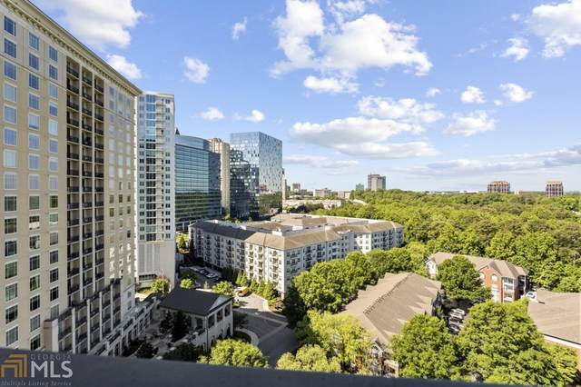 700 Park Regency Pl #1706, Atlanta, GA 30326 (MLS #8974140) :: Team Cozart
