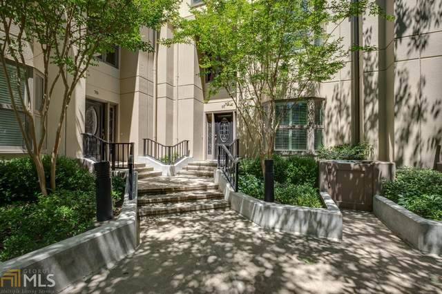 3475 Oak Valley Rd #80, Atlanta, GA 30326 (MLS #8974151) :: Regent Realty Company