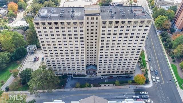 2479 Peachtree Rd #104, Atlanta, GA 30305 (MLS #8974190) :: Regent Realty Company