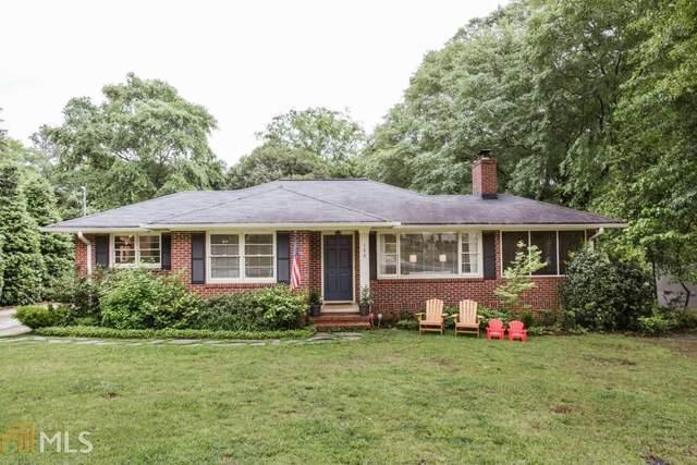 155 Parkway Dr, Athens, GA 30606 (MLS #8974193) :: Bonds Realty Group Keller Williams Realty - Atlanta Partners