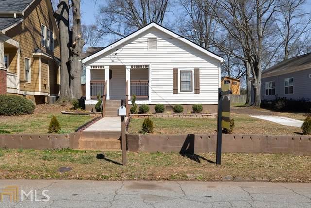 1301 E Cambridge Ave Ga : Georgia, Atlanta, GA 30312 (MLS #8974203) :: Savannah Real Estate Experts