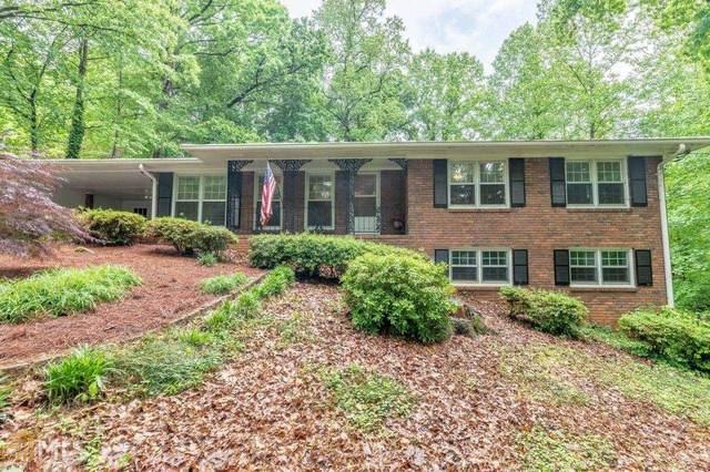 4391 King Valley Dr, Smyrna, GA 30082 (MLS #8974278) :: Savannah Real Estate Experts