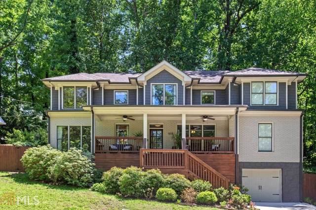1851 Fern Creek Ln, Atlanta, GA 30329 (MLS #8974295) :: Savannah Real Estate Experts