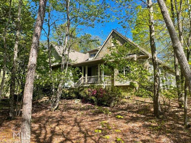 63 Harris Creek Drive, Ellijay, GA 30540 (MLS #8974302) :: Military Realty
