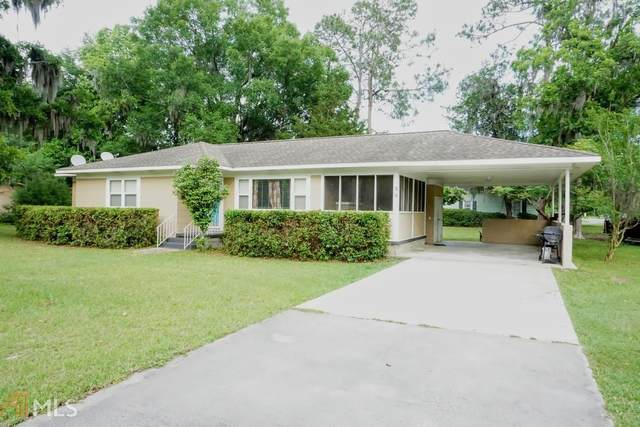 58 Cherry St, Folkston, GA 31537 (MLS #8974307) :: RE/MAX Eagle Creek Realty
