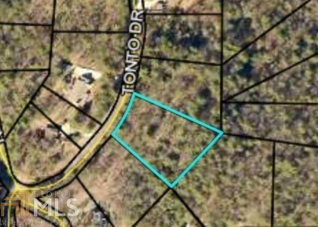 Lot 577 Tonto Drive, Ellijay, GA 30540 (MLS #8974342) :: RE/MAX Eagle Creek Realty