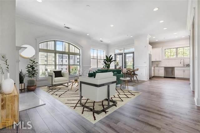 625 Piedmont Avenue Ne #3001, Atlanta, GA 30308 (MLS #8974343) :: Regent Realty Company