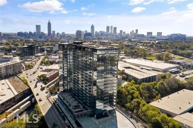 788 W Marietta St #301, Atlanta, GA 30318 (MLS #8974351) :: Regent Realty Company