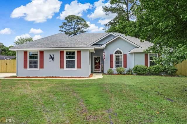 117 Honeysuckle Rd, Kingsland, GA 31548 (MLS #8974365) :: Crown Realty Group