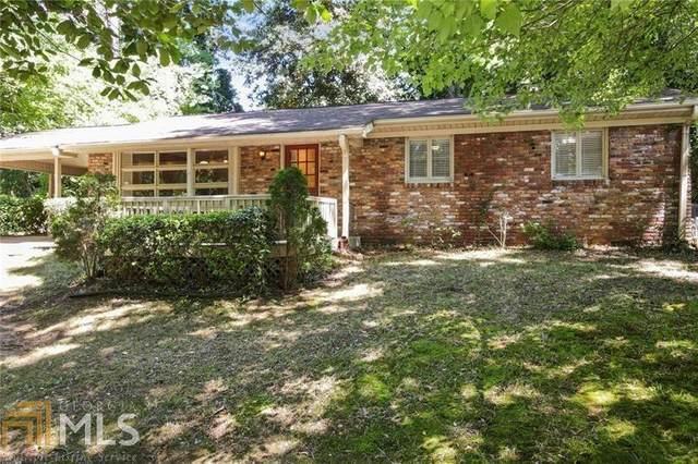 866 Armand Ct, Atlanta, GA 30324 (MLS #8974397) :: Savannah Real Estate Experts