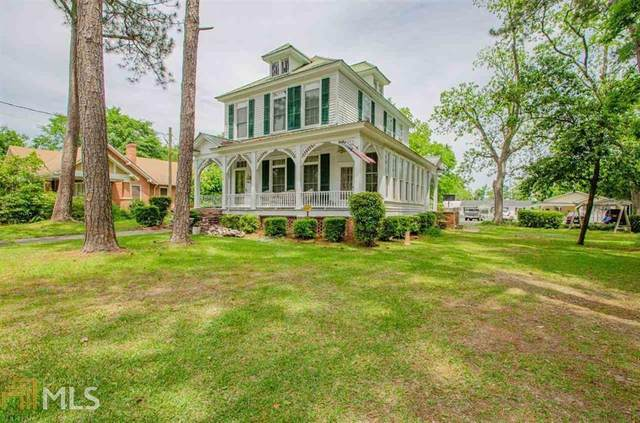 190 N Dooley St, Hawkinsville, GA 31036 (MLS #8974398) :: AF Realty Group