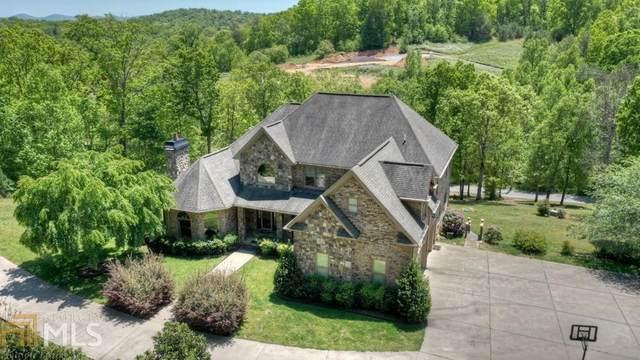 168 Scenic Heights Dr, Blue Ridge, GA 30513 (MLS #8974407) :: The Ursula Group