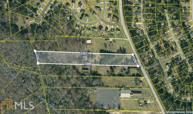 9623 Thomas Rd, Jonesboro, GA 30238 (MLS #8974414) :: Perri Mitchell Realty