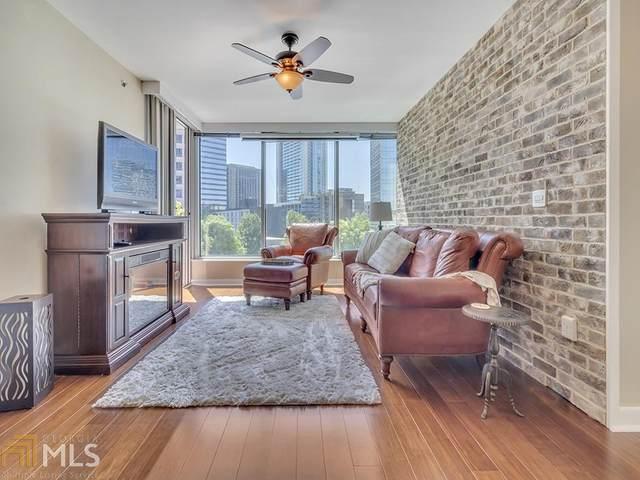 3338 NE Peachtree Rd #508, Atlanta, GA 30326 (MLS #8974433) :: Crown Realty Group