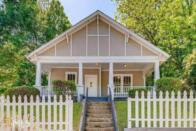 199 Wellington St, Atlanta, GA 30314 (MLS #8974444) :: Savannah Real Estate Experts