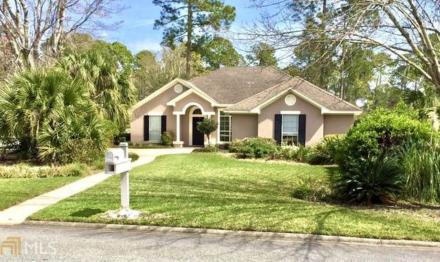 401 Morning Glory Rd, Saint Marys, GA 31558 (MLS #8974469) :: Crown Realty Group