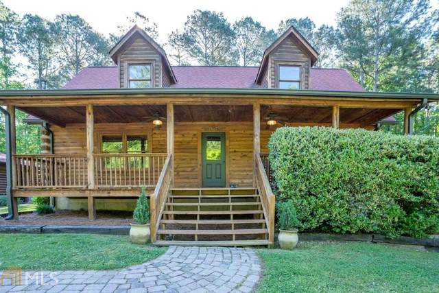 1221 Parks Mill Trce, Greensboro, GA 30642 (MLS #8974470) :: The Ursula Group