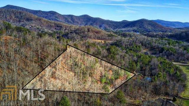 0 Burnt Ridge Tr 2, Blairsville, GA 30512 (MLS #8974510) :: The Ursula Group
