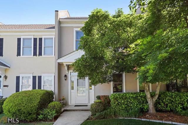 9395 Knollcrest Blvd, Alpharetta, GA 30022 (MLS #8974519) :: Buffington Real Estate Group