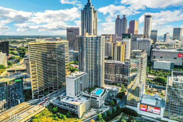 400 W W Peachtree St #3502, Atlanta, GA 30308 (MLS #8974561) :: Buffington Real Estate Group
