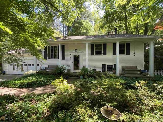 3191 Moss Oak Dr, Atlanta, GA 30340 (MLS #8974632) :: RE/MAX Eagle Creek Realty
