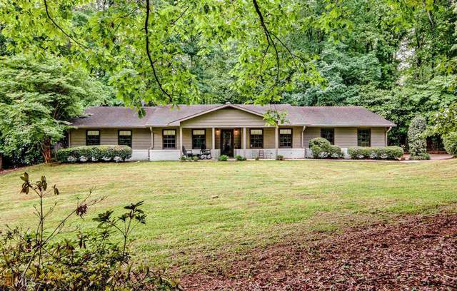 521 Golfview Dr, Peachtree City, GA 30269 (MLS #8974665) :: Michelle Humes Group