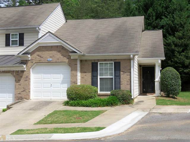 439 Colonial Walk, Woodstock, GA 30189 (MLS #8974743) :: Bonds Realty Group Keller Williams Realty - Atlanta Partners