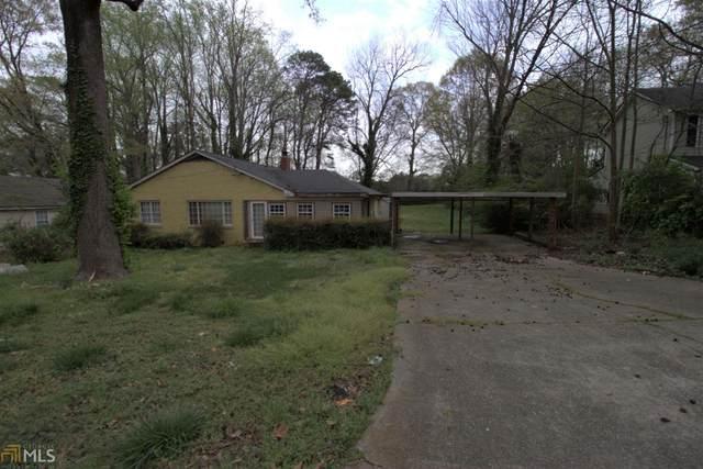 2874 Grand Avenue Sw, Atlanta, GA 30315 (MLS #8974848) :: Buffington Real Estate Group