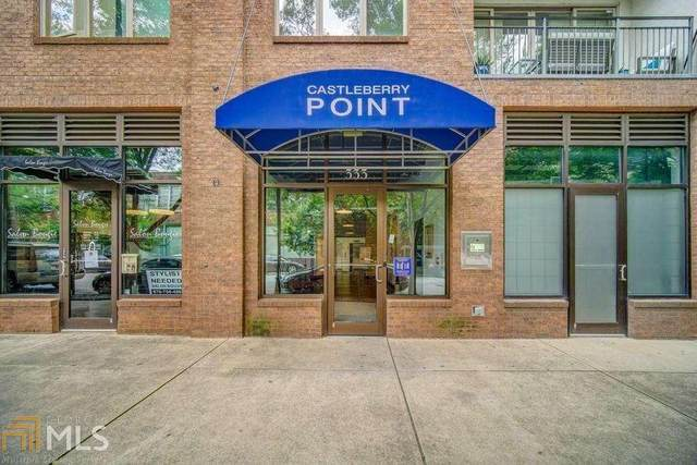 333 Nelson St #313, Atlanta, GA 30313 (MLS #8974865) :: Team Cozart