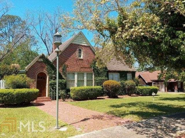 42 S Third Ave, Mcrae, GA 31055 (MLS #8974965) :: Buffington Real Estate Group