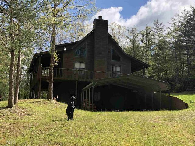 274 Henson Rd, Blairsville, GA 30512 (MLS #8974973) :: The Ursula Group