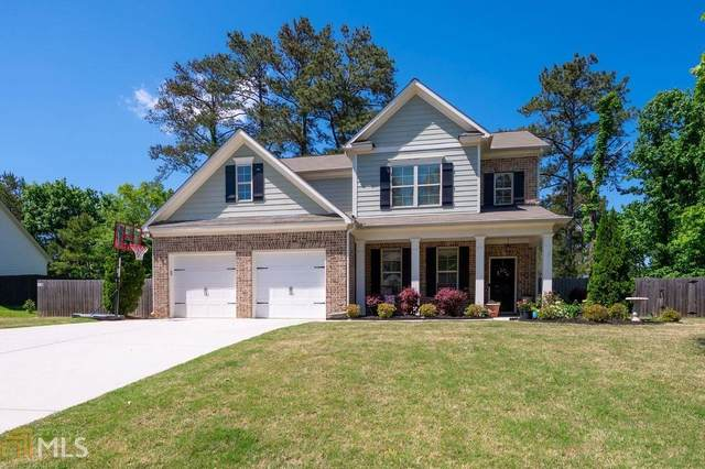 35 Azalea Lakes Dr, Dallas, GA 30157 (MLS #8975136) :: Buffington Real Estate Group