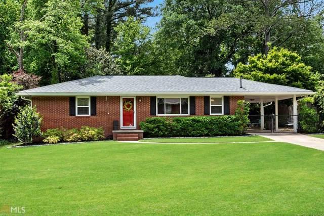 1964 Clearwater Dr, Marietta, GA 30067 (MLS #8975180) :: Savannah Real Estate Experts