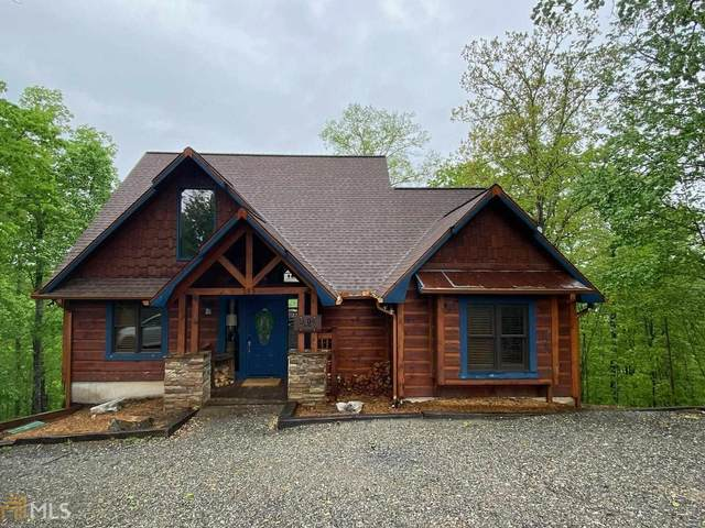 113 Oak Ridge Way #27, Morganton, GA 30560 (MLS #8975212) :: The Ursula Group