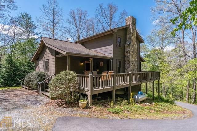 102 Ridge Top Circle, Blue Ridge, GA 30513 (MLS #8975223) :: The Ursula Group