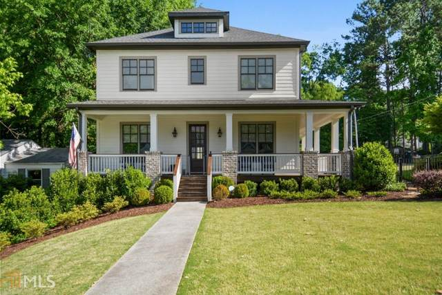 1744 Duke Rd, Brookhaven, GA 30341 (MLS #8975262) :: The Realty Queen & Team