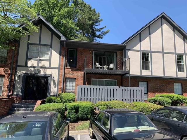 6851 Roswell Rd J7, Atlanta, GA 30328 (MLS #8975267) :: Crown Realty Group