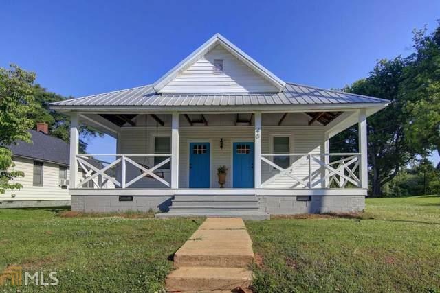 40 S Broad St, Porterdale, GA 30014 (MLS #8975276) :: Athens Georgia Homes