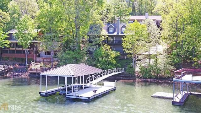 798 Dogwood Trail, Hiawassee, GA 30546 (MLS #8975284) :: The Ursula Group
