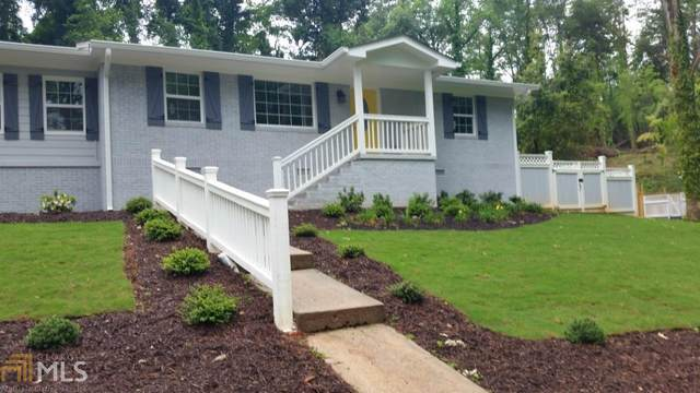 5 & 3 Indianola Dr, Gainesville, GA 30501 (MLS #8975285) :: The Ursula Group