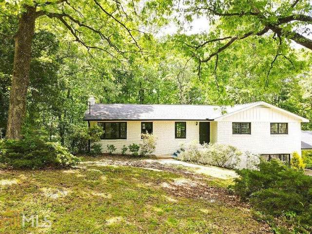 221 Ridgeway Rd, Canton, GA 30114 (MLS #8975286) :: The Ursula Group