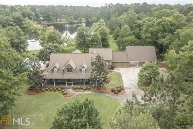 122 Lenora Drive, Hawkinsville, GA 31036 (MLS #8975343) :: Savannah Real Estate Experts