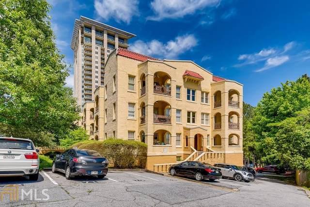 2855 Peach Tree Road #320, Atlanta, GA 30305 (MLS #8975369) :: AF Realty Group
