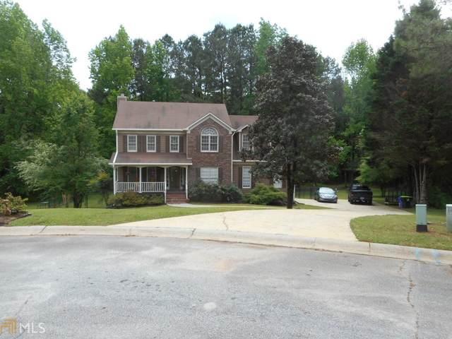 135 Regency Court, Fayetteville, GA 30215 (MLS #8975433) :: AF Realty Group