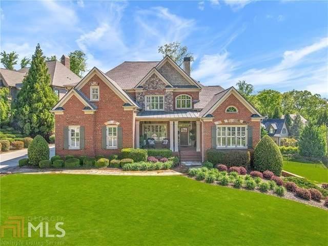 2262 Tayside Xing, Kennesaw, GA 30152 (MLS #8975437) :: Savannah Real Estate Experts