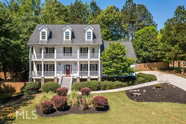 99 Mount Vernon Ridge, Dallas, GA 30132 (MLS #8975480) :: Buffington Real Estate Group