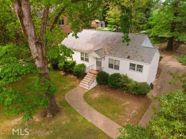 1248 Kingsley Cir, Atlanta, GA 30324 (MLS #8975514) :: AF Realty Group