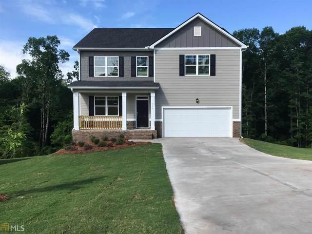 130 Blossom Drive #2070, Senoia, GA 30276 (MLS #8975586) :: Crest Realty